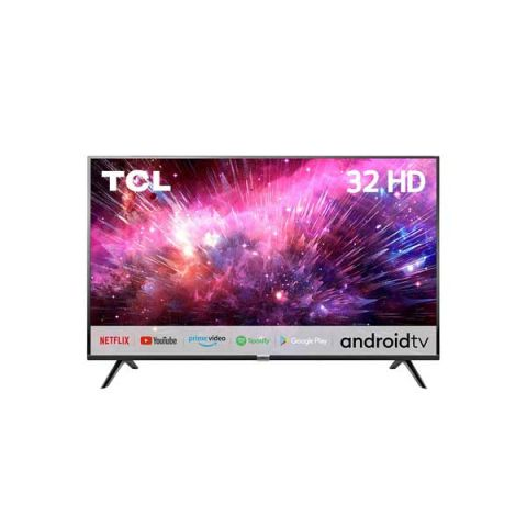 TCL (32 inches) HD Ready Certified Android Smart LED TV 32S6500S