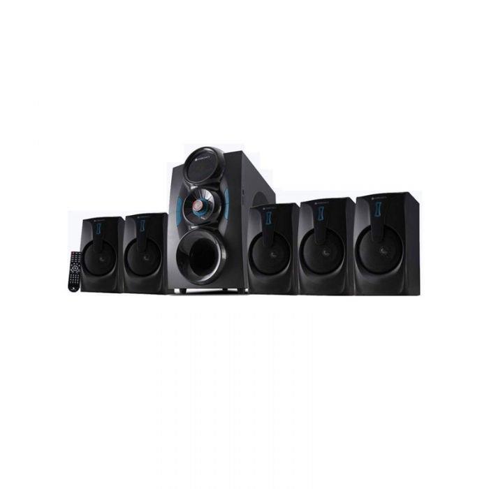 ZEBRONIC H/T 9451Rucf 5.1 Multimedia Speaker Home Theater