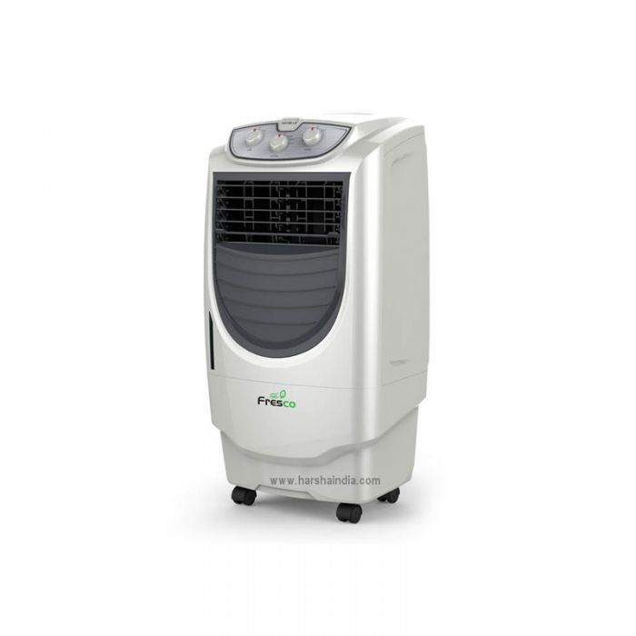 Havells Fresco Personal Air Cooler - 24 Litres (White, Grey)