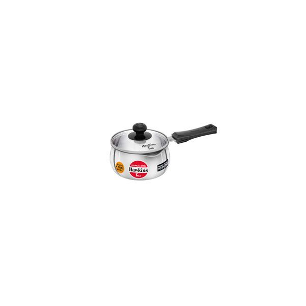 HAWKINS SS T-PAN WITH LID 1 LTR